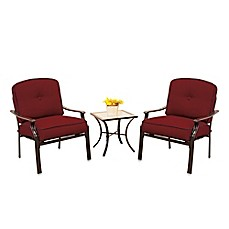 Patio furniture sets bed bath beyond for Bed bath and beyond patio furniture sets