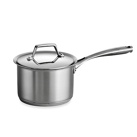 Tramontina® Gourmet Prima Stainless Steel Covered 2-Quart Saucepan
