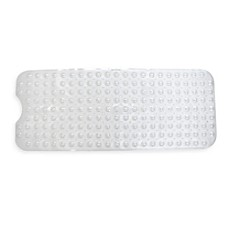 bathtub mat without suction cups | Bed Bath & Beyond