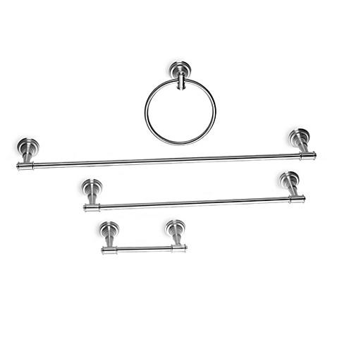 Bathroom Accessories Brushed Nickel moen® ellsworth decorative bathroom hardware - brushed nickel