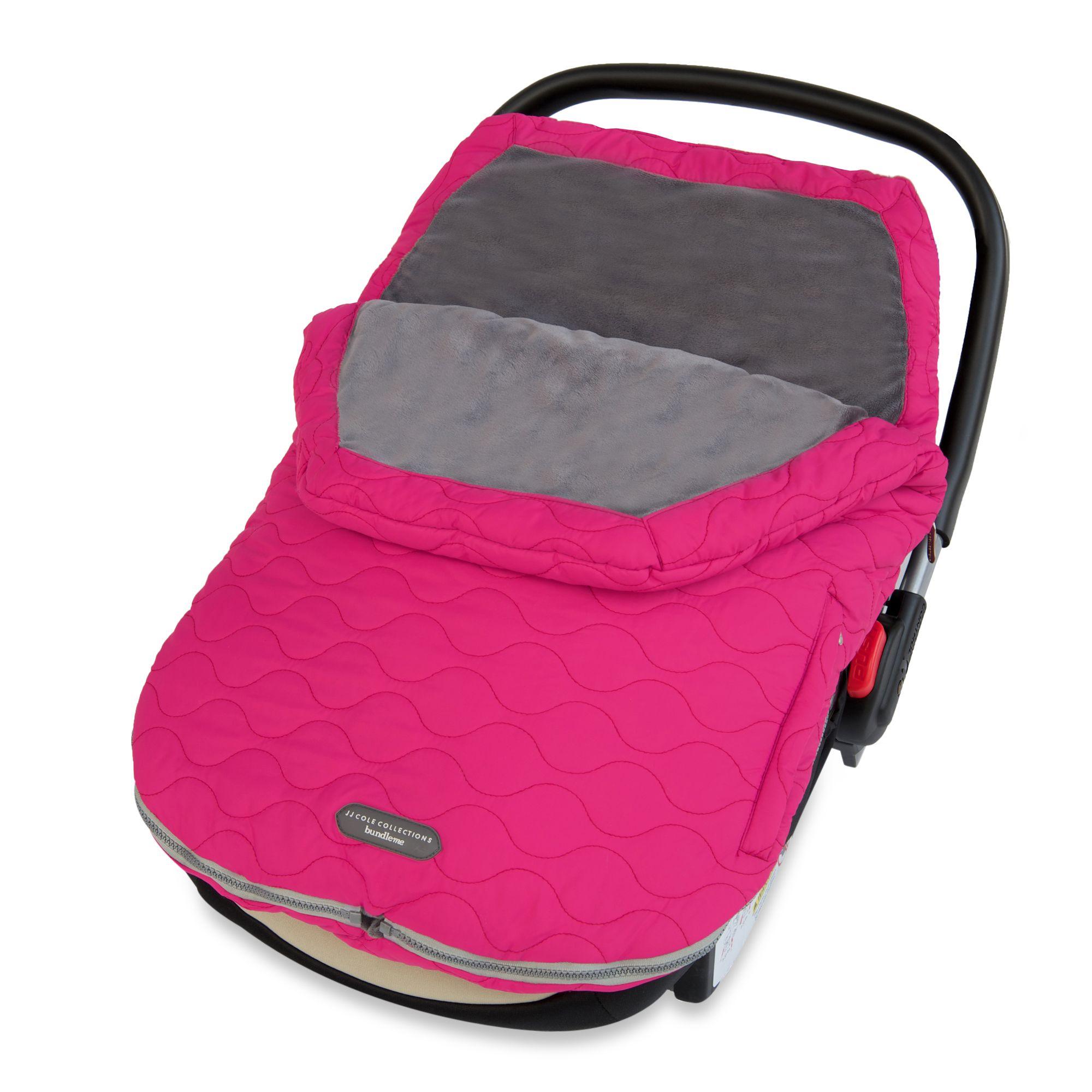 JJ Cole® Infant Urban BundleMe® in Sassy Pink