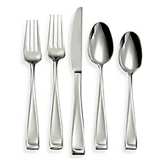 image of Oneida® Moda 75-Piece Flatware Set