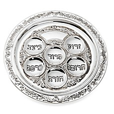 image of Passover Seder Plate
