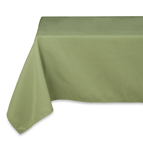Buy Riegel Rienu 90 Inch Round Tablecloth In Moss 3 Pack