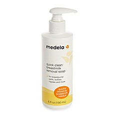 image of Medela® Quick Clean™ Breastmilk Removal Soap