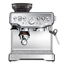 image of Breville® The Barista Express™ BES870XL Espresso Machine in Stainless Steel