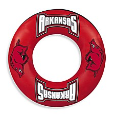 image of University of Arkansas Inflatable Inner Tube/Swim Ring