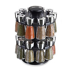 image of Cole & Mason 20 Jar Spice Rack