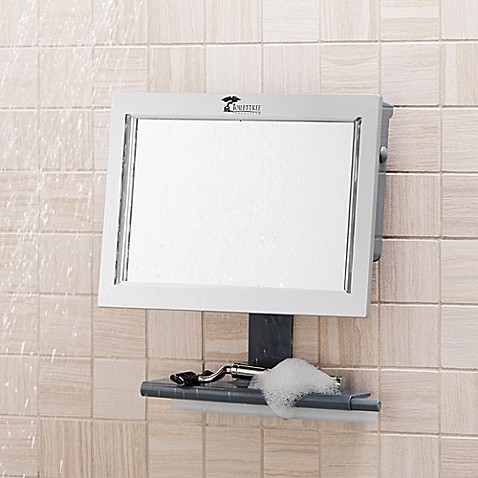 LED Fogless Lighted Shower Mirror