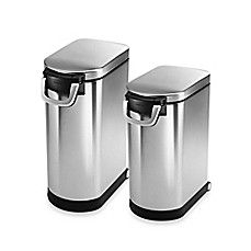 image of simplehuman® Pet Food Storage Cans