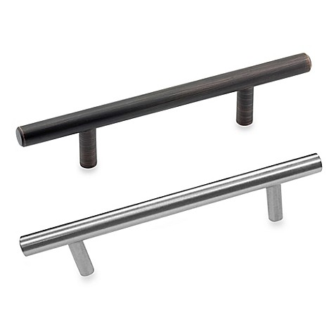 Richelieu bar pull cabinet drawer hardware bed bath beyond - Bathroom vanity knobs and handles ...