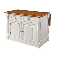 image of Home Styles Monarch Antiqued Kitchen Island