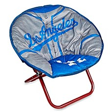 Los Angeles Dodgers Childrenu0027s Saucer Chair