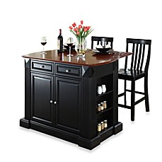 Kitchen Island New Leaf kitchen islands & carts, portable kitchen islands - bed bath & beyond