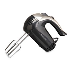 image of Continental Electric Premium 5-Speed Hand Mixer