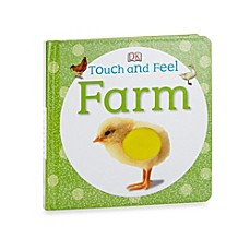 image of Baby Touch & Feel Book: Farm