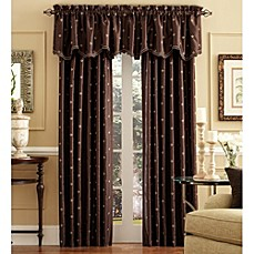 Great Image Of Celeste Scalloped Window Curtain Valance