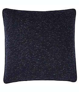 Cojin estándar DKNY® con diseño de manchas color azul marino