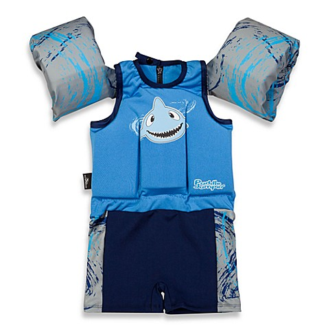Stearns 174 Puddle Jumper 174 Life Jacket Suit In Blue Shark