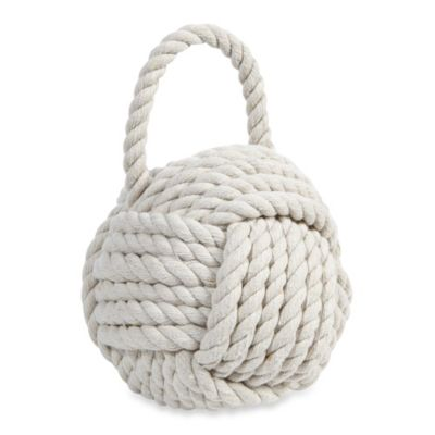 image of 6-Inch Rope Door Stop