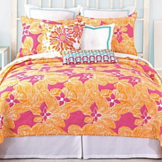 image of Trina Turk® Floral Standard Pillow Sham