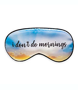 "Antifaz para dormir Kikkeland ""I don´t do mornings"""