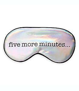 "Antifaz para dormir Kikkeland ""5 More Minutes"""