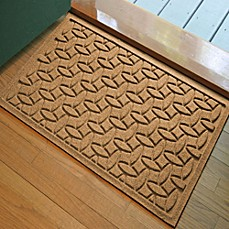 image of weather guard ellipse 2foot x 3foot door mat