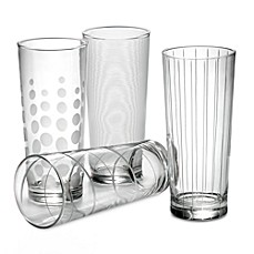 image of Mikasa® Cheers Highball Glasses (Set of 4)