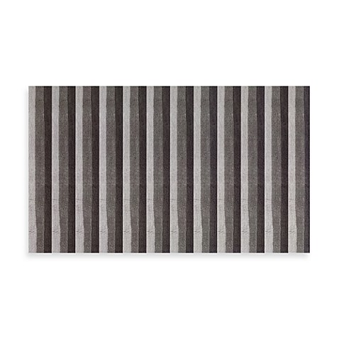 Ultra Spa By Park B Smith 174 Park Ridge Stripe Bath Rugs
