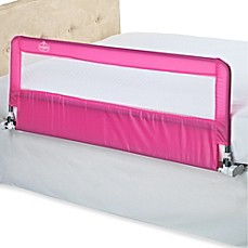 Image Of RegaloR Pink HideAway Extra Long Bed Rail