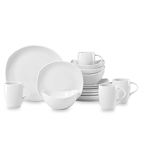 Dansk\u0026reg; Classic Fjord Porcelain 16-Piece Dinnerware Set  sc 1 st  Bed Bath \u0026 Beyond & Dansk® Classic Fjord Porcelain 16-Piece Dinnerware Set - Bed Bath ...