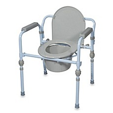 Toilet Safety Support | Bedside Commode | Bed Bath & Beyond