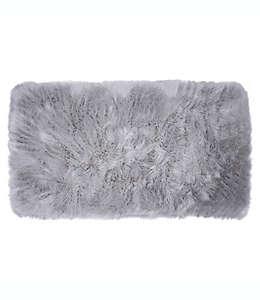 Tapete decorativo de acrílico Home Dynamix Aspen, 76.2 cm x1.19m color gris