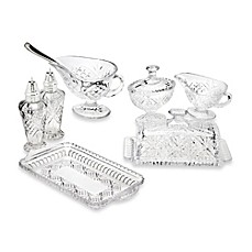 image of Godinger Dublin 8-Piece Crystal Hostess Set