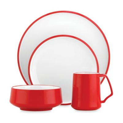 image of Dansk® Kobenstyle Dinnerware Collection in Red