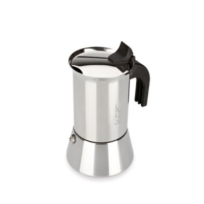 Buy Bialetti Venus Stainless Steel 4-Cup Espresso Maker from Bed Bath & Beyond