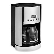 image of Krups® 12-Cup Stainless Steel Coffee Maker