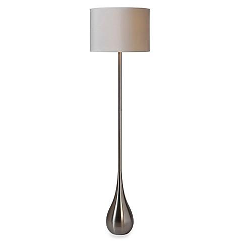 wil alba stainless steel floor lamp this beautiful artistic floor lamp. Black Bedroom Furniture Sets. Home Design Ideas