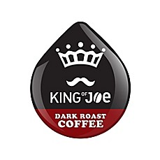 image of King of Joe 80-Count Dark Roast Coffee T DISCs for Tassimo™ Beverage System