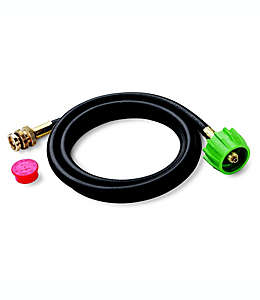 Manguera adaptadora para tanque de gas LP Weber® para asadores Q