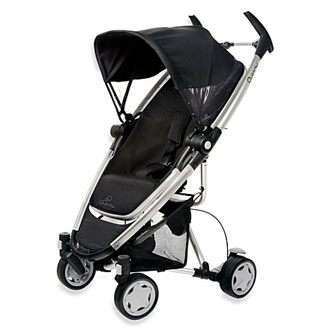 quinny zapp xtra with folding seat in rocking black buybuy baby. Black Bedroom Furniture Sets. Home Design Ideas