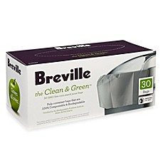 image of Breville® the Clean & Green™ 30-Count Juicer Bags
