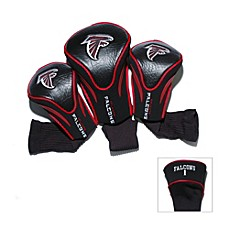 image of NFL 3-Pack Contour Golf Club Headcovers