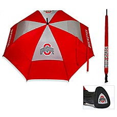 image of NCAA Ohio State University Golf Umbrella