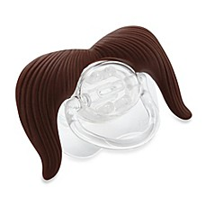 image of Mustachifier™ The Cowboy Mustache Pacifier