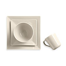 image of Real Simple® Square Dinnerware in Ivory