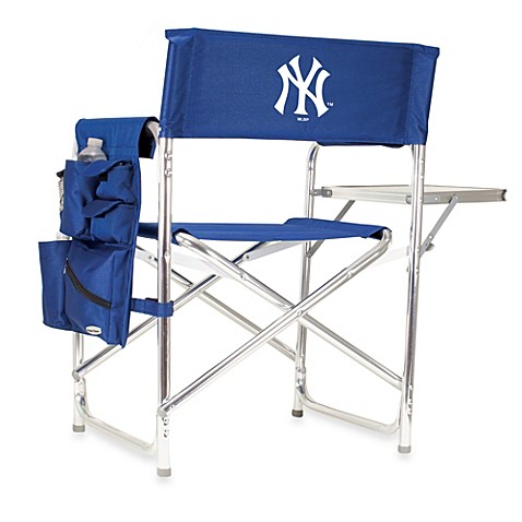 Picnic Time® MLB New York Yankees Portable Sports Chair