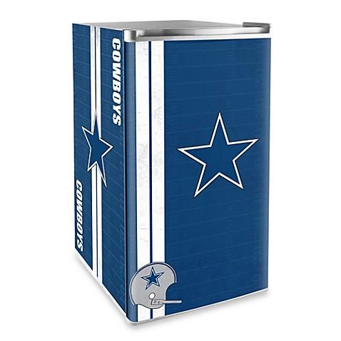 NFL Dallas Cowboys Legacy Counter Height Refrigerator   Bed Bath  amp  Beyond. NFL Dallas Cowboys Legacy Counter Height Refrigerator   Bed Bath