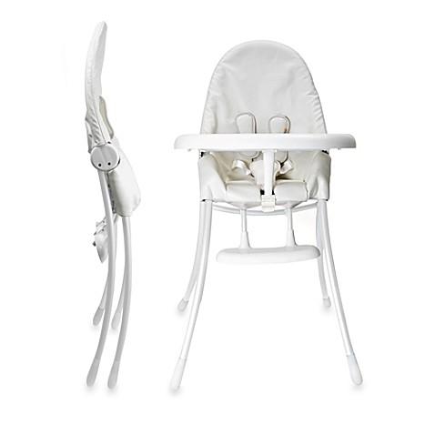 Bloom Nano Urban High Chair In Coconut White Bed Bath